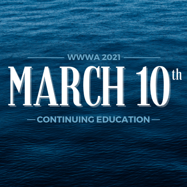 Continuing Education launches on March 10, 2021